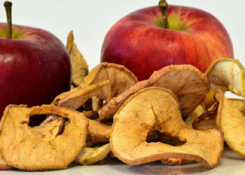 Apfelchips selber machen | Äpfel & Apfelringe trocknen | 4 tolle Anleitungen