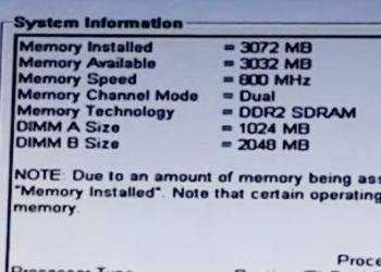Dell BIOS aufrufen | Die richtige Taste / Key für's BIOS | Anleitung