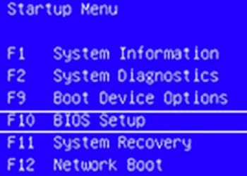 HP Laptop BIOS aufrufen | Mit dieser BIOS Taste / diesem Key klappt's!