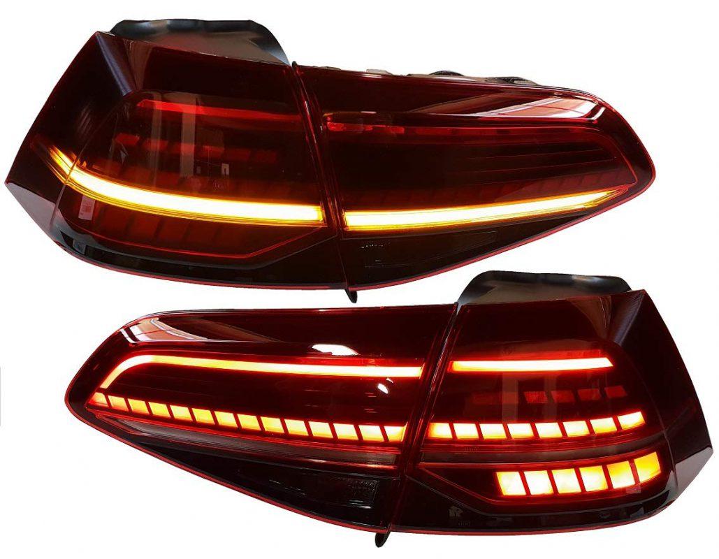 golf 7 led facelift r ckleuchten anleitung zum. Black Bedroom Furniture Sets. Home Design Ideas