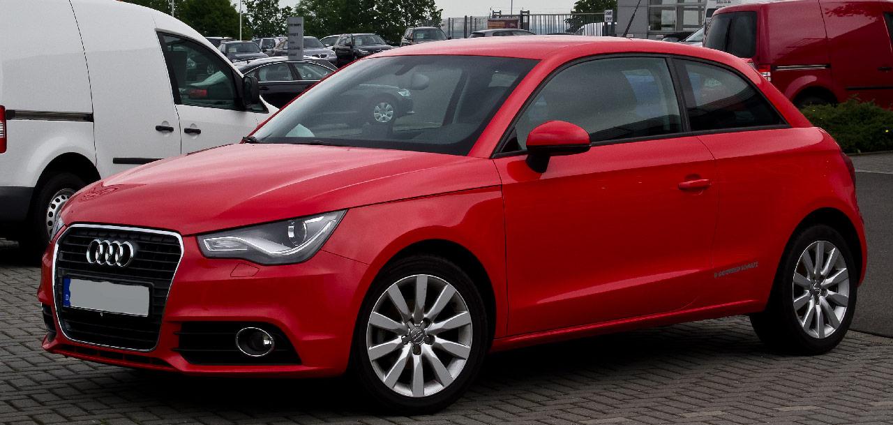 Audi A1 Typ 8X