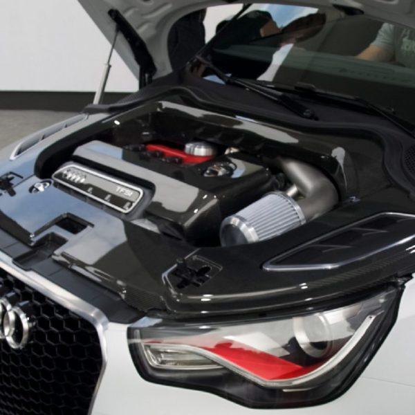 Motor des Audi A1