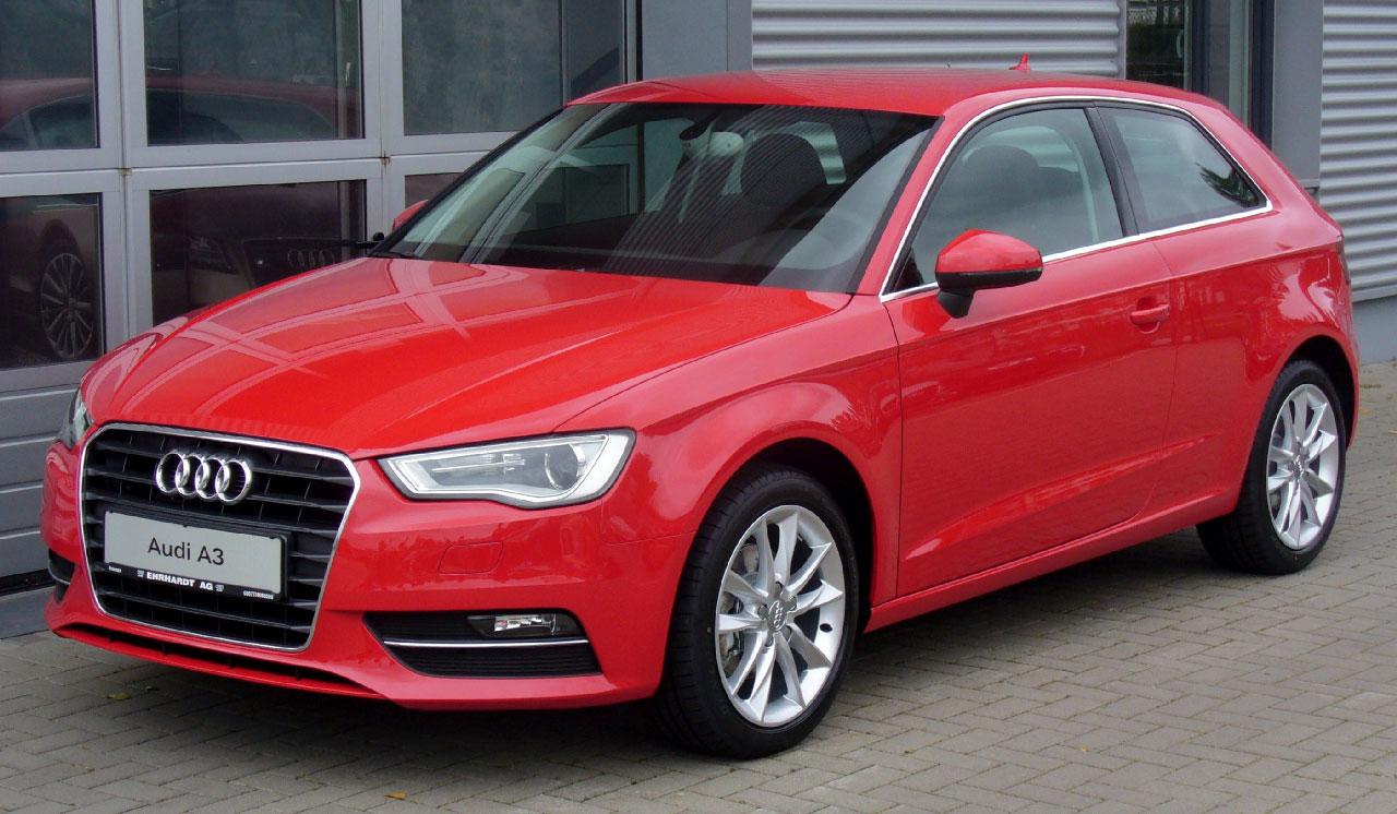 Audi A3 Modell 8V