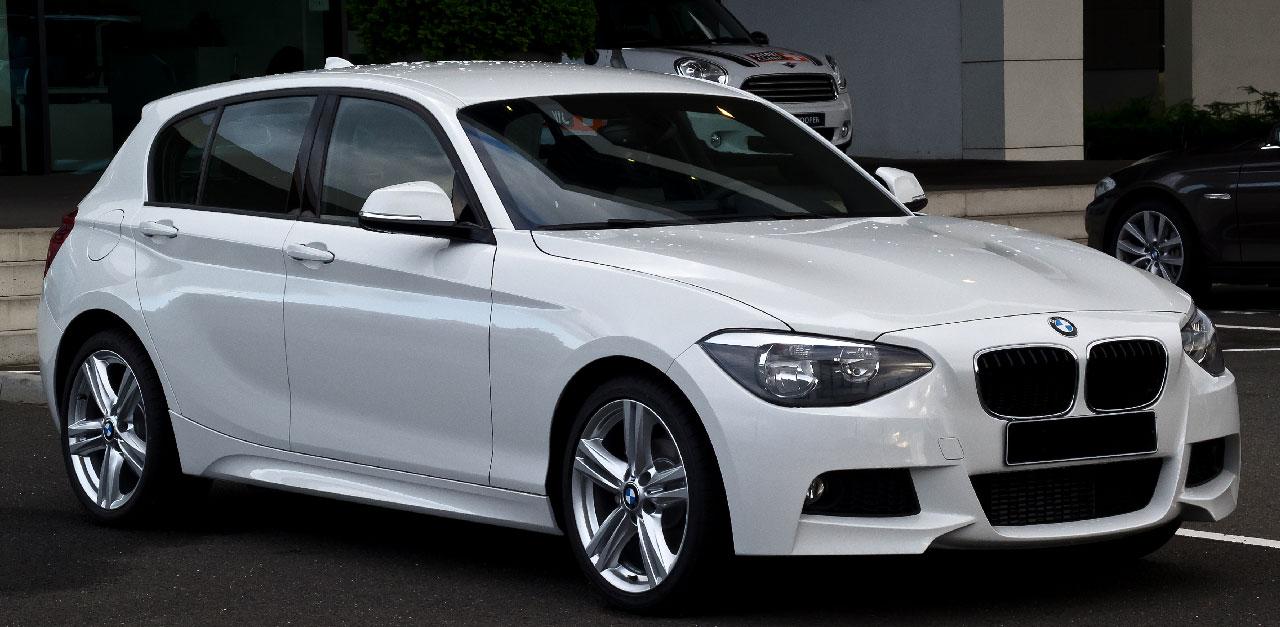 1er BMW Typ F20