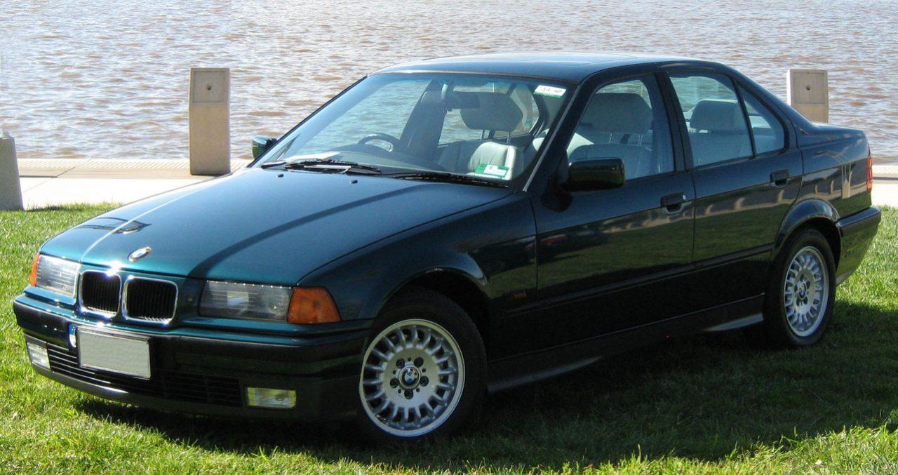 3er BMW Modell E36