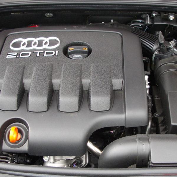 Motor des Audi A3