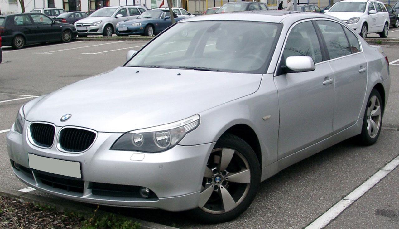 5er BMW Typ E60