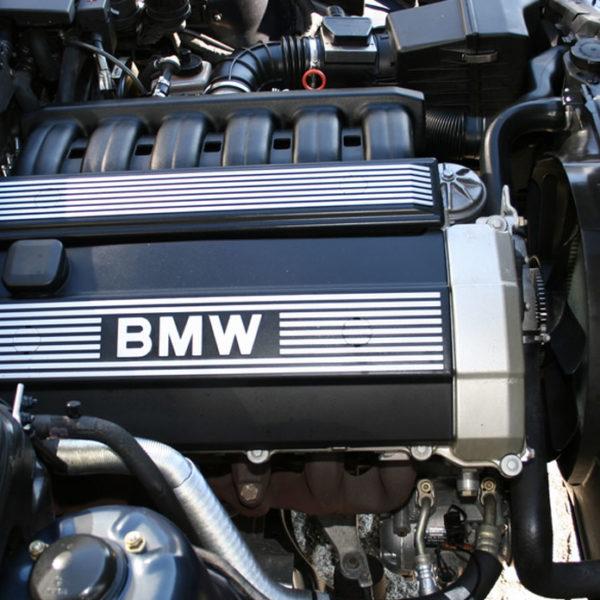 Motor des 5er BMW 528i